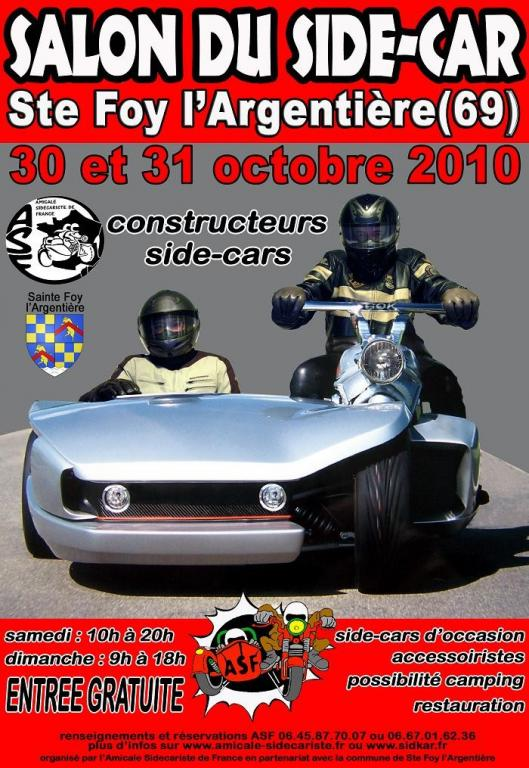 Ste Foy L'Argentière