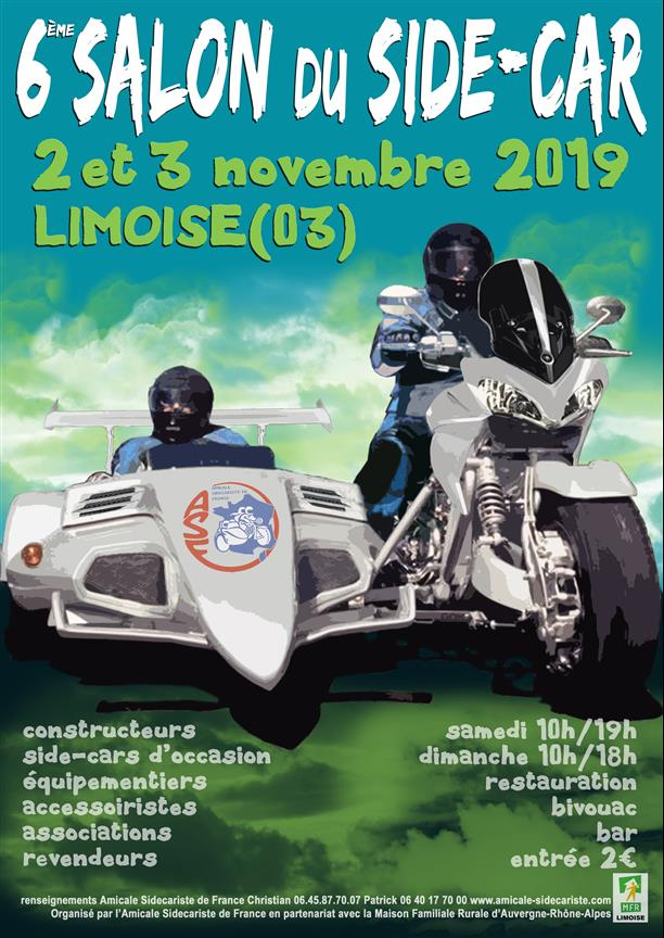 Affiche salon sidecar 2019 int