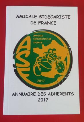 Annuaire 2017
