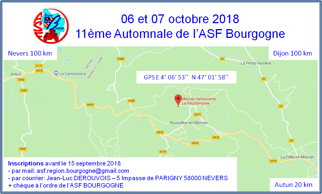 Automnale asf brg 2020
