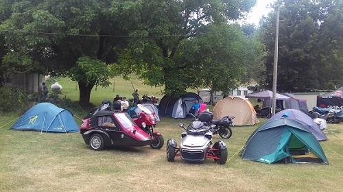 Camping à la ferme à La chapelle-en-Vercors